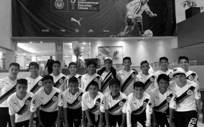 COPA INTERNACIONAL ESCUELAS CHIVAS 2019