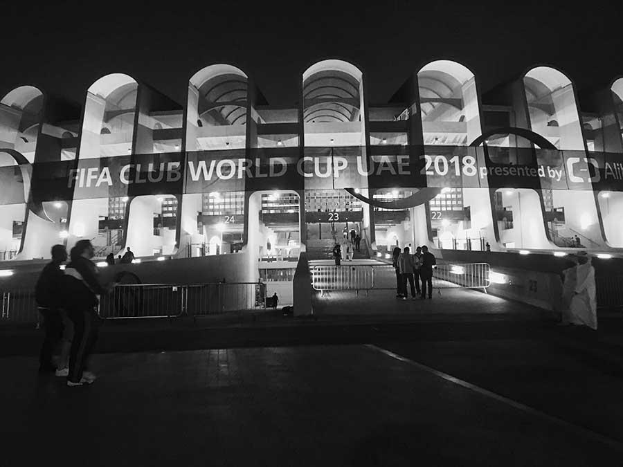 Mundial de Clubes 2018 -Emiratos Árabes